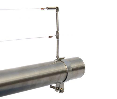 Trägerelement für Rohre