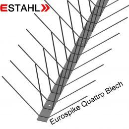 Eurospike Quattro Blech - 10 Meter Paket